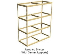 Penco Shelving Starter Unit