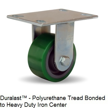 Duralast Polyurethane Wheel