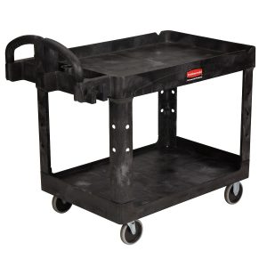 Rubbermaid Heavy Duty Utility Carts