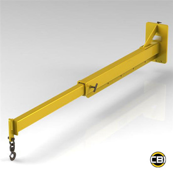 CBI Carriage Mounted Extension Boom