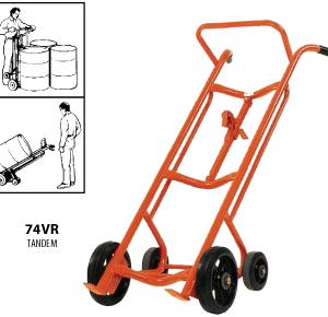 Meco Tandem Wheel Drum Truck