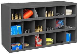 Durham Sloped Shelf Bins