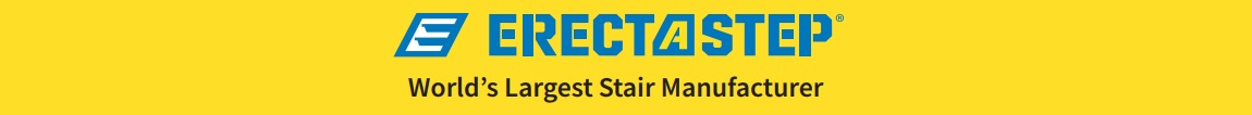 erect a step - the world's largest stair manufacturer