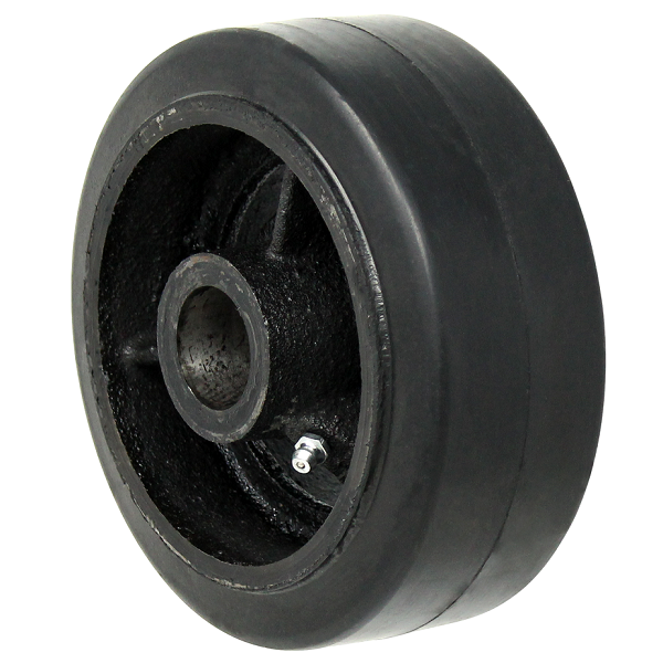 Durable USA Mold-on Rubber wheel