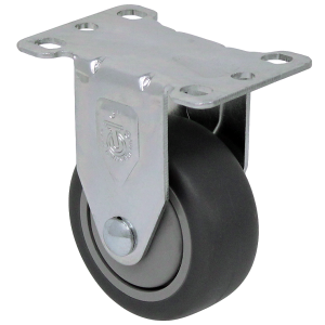 "14TP30GI4406YY Durable USA 14-series 3"" rigid casters"
