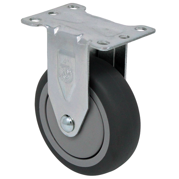 "14TP40GI4406YY Durable USA 4"" rigid caster"